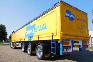 Schuifzeil trailers